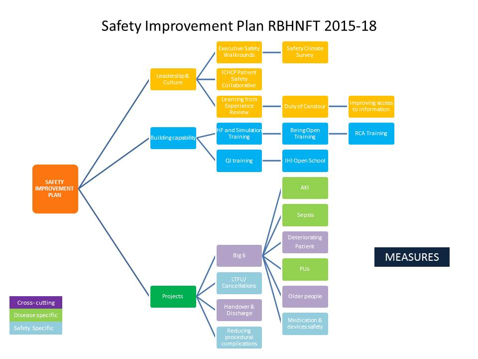 Safety Improvement plan RBHNFT 2015-18