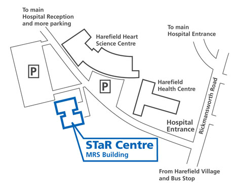 How to get to the STaR Centre