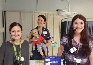 A multi-professional paediatric tracheostomy course, in collaboration with the London Network.