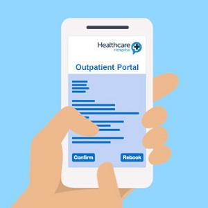 If you're an outpatient at Royal Brompton Hospital, you can now receive and view your appointment details through our new online appointment booking system